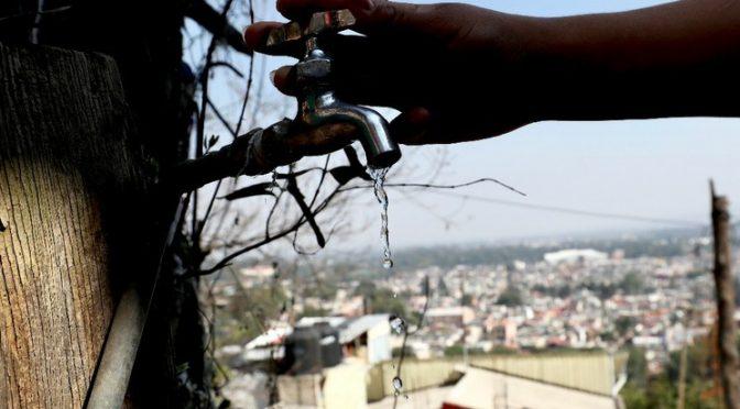 Zacatecas: Alcaldes se oponen al aumento de tarifa de agua (La Jornada)