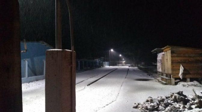 Durango: Reportan nevadas en cinco municipios del estado (La Jornada)