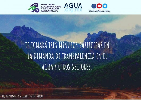 Encuesta: Transparencia proactiva del sector ambiental