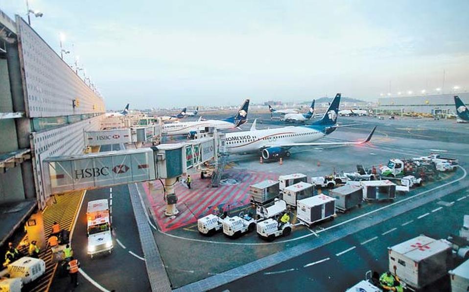 Por dar agua a aeropuerto CDMX sufren sequía miles de vecinos (e-consulta)