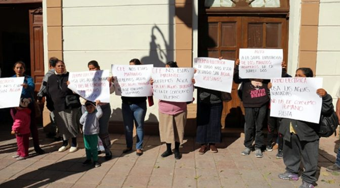 Durango: Reclaman uso de agua potable en termoeléctrica de Lerdo (Milenio)