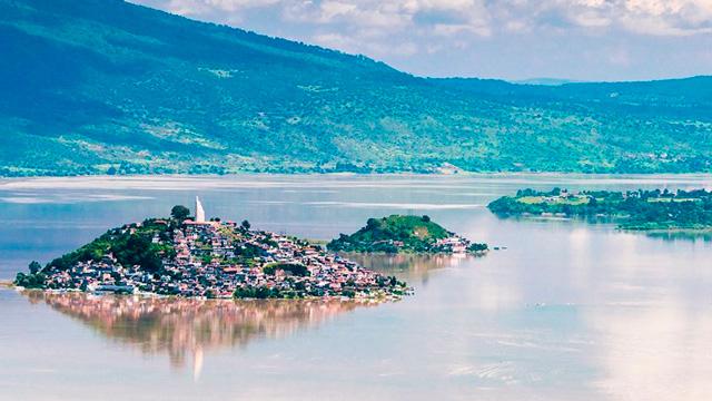 Michoacán: pide Pátzcuaro incluir 13 mil hectáreas del lago como sitio RAMSAR (Mi Morelia)
