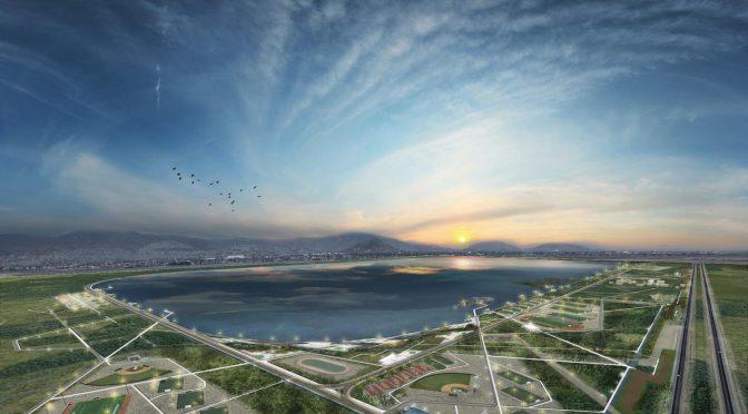 La Ciudad de México se propone construir uno de los parques urbanos más grandes del mundo (El Salto)