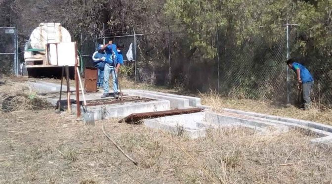 Guanajuato: realizan limpieza a plantas tratadoras de agua en Tierra Blanca (Periódico Correo)
