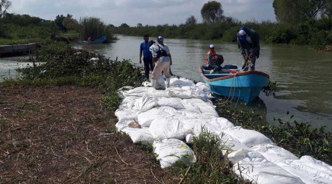 Tamaulipas desiste en aportar recurso para dique El Camalote (Milenio)