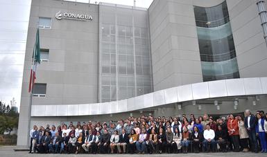 Veracruz: En cumplimiento al compromiso presidencial de descentralización, Conagua trasladó las oficinas de su cuerpo directivo a Xalapa (Inforural)
