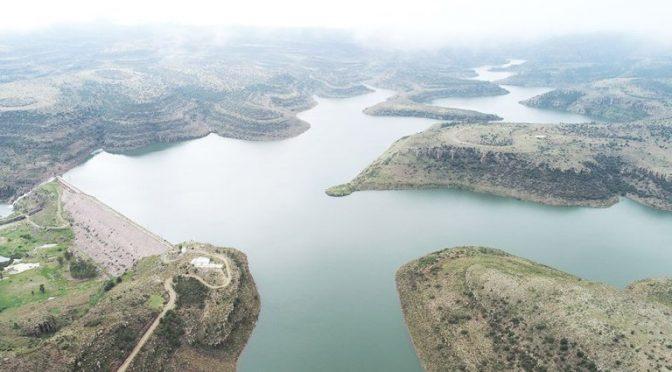 Durango: Captación casi de 100% en presas por lluvias invernales (Contacto hoy)