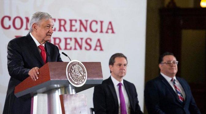México cumplirá acuerdo de agua con EU, dice AMLO a agricultores de Chihuahua (Milenio)