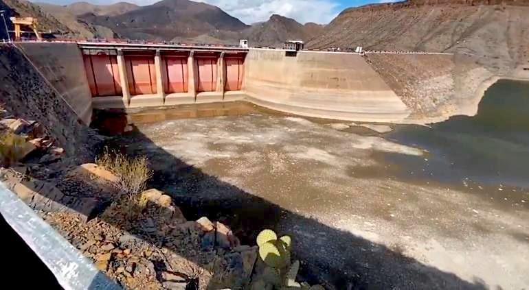 Chihuahua: Extrajo CONAGUA de manera ilegal 130 millones de m3 del Granero: Mata (Puente Libre)