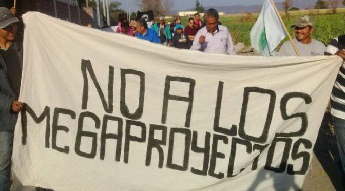 Nuevo León: Opositores a presa, denuncian violación de amparo (La Jornada)