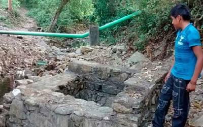 San Luis Potosí: Pozos de Agua de la zona indígena de Valles se secan (Código San Luis)