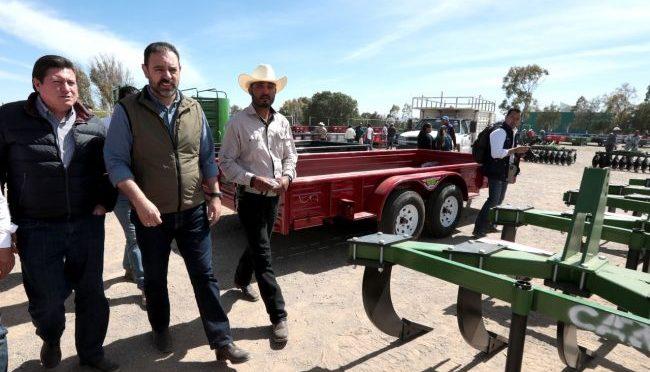 Zacatecas: Inauguran presa «Las Huertas» en Pinos (NTR)