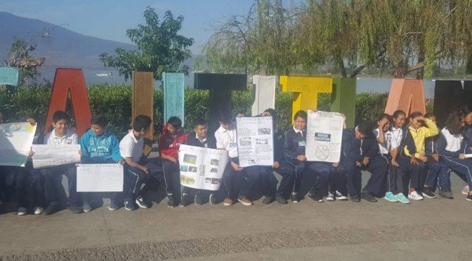 Jalisco: Exigen limpieza de contaminantes en la laguna de Cajititlán (Publimetro)