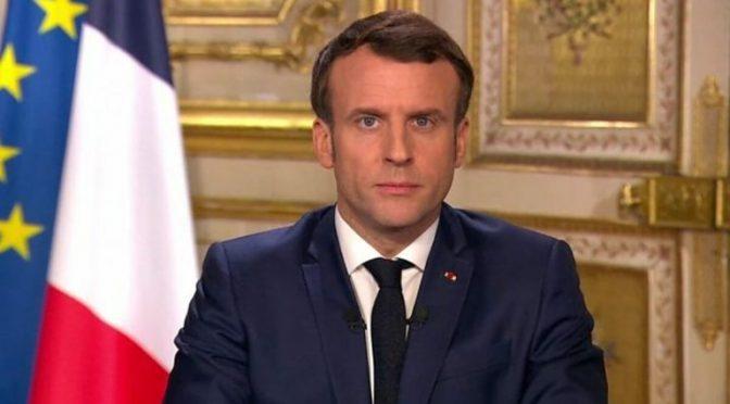 Coronavirus: Francia suspende pago de alquiler, agua, luz y gas (El Mañana)