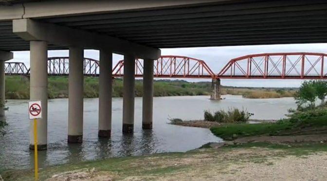 Coahuila: caudal del río Bravo se mantiene elevado, por trasvase a la presa Falcón (El Siglo de Torreón)