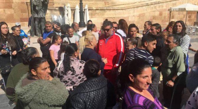 España: Tensión en San Pedro por el corte del suministro en las acometidas ilegales de agua (Cadenaser)