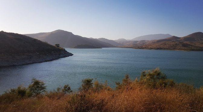 Baja California: El Carrizo, con el doble de agua que en noviembre (Cadena Noticias)