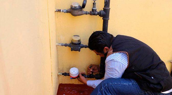 EdoMex: En Naucalpan cambiarán tu medidor de agua ¡gratis! (Uno TV)