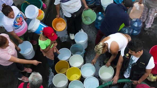 CDMX: Los municipios y la crisis del agua; persiste desigualdad (Excelsior)