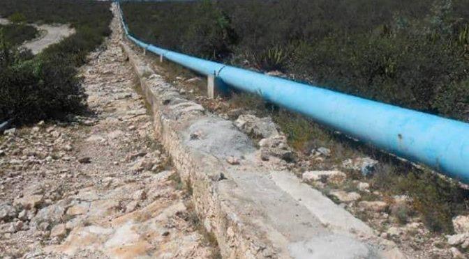 San Luis Potosí: mantiene la CEA esperanza en que se reactive presa (Pulso SLP)