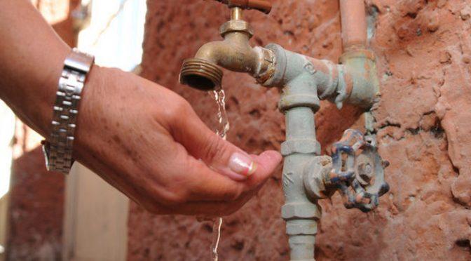 Buscan que no corten el agua por falta de pago en Sinaloa (Debate)