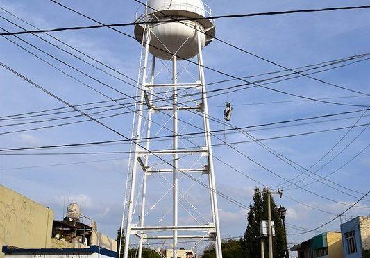 Se atienden fallas en el suministro de agua a la brevedad en aguascalientes (LJA)