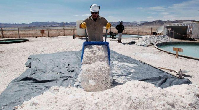 Sonora: Alertan sobre impacto ambiental por extracción de litio (Potosi Noticias)