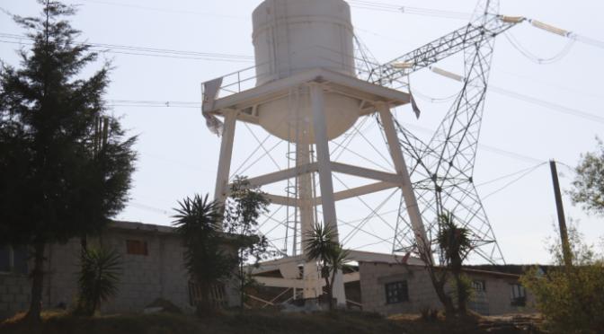 Puebla: Familias de colonia Tlanesse sin agua en plena contingencia (El Popular)