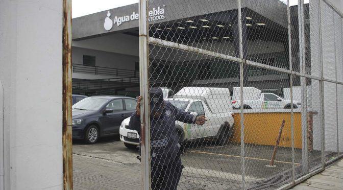 """Puebla: EL SOAPAP publicó el contrato de Concesiones Integrales, pero le pone """"candados""""que impiden leer íntegro el documento (La Jornada de Oriente)"""