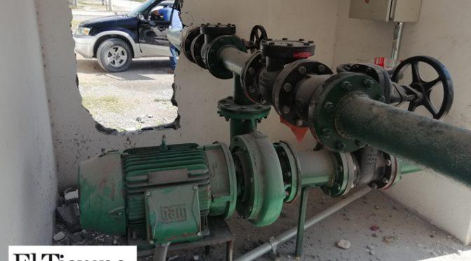 Coahuila: fallas en CFE provoca el desabasto de agua (El Tiempo)
