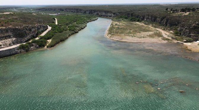 Tamaulipas: Duplicarán extracción de agua de la presa La Amistad en Acuña para su trasvase a la presa Falcón (La Rancheria del Aire)