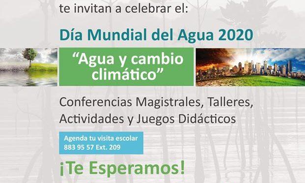"""Día Mundial del Agua 2020: """"Agua y cambio climático"""""""