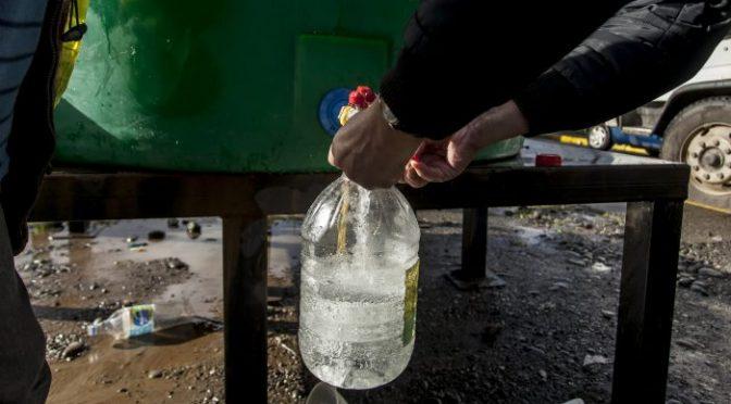 Mundo: Agua que has de beber (El mostrador)