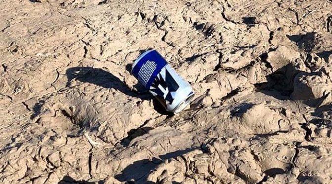 """Coahuila: Limpia grupo ecológico la Presa """"Palo Blanco"""" (La Prensa de Monclova)"""