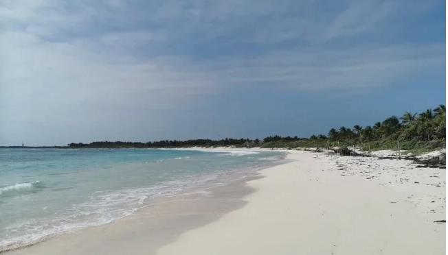 Obtiene bahía de Quintana Roo certificación como mejor playa del mundo (El Universal)