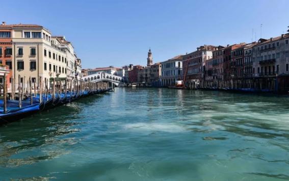 Venecia demuestra coronavirus baja contaminación (El Universal)