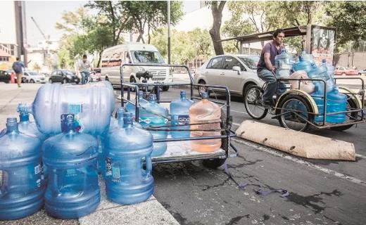 México, el país de América Latina que compra más agua (El Universal)