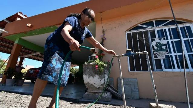 Sinaloa: Reclaman un buen servicio de agua potable (Debate)