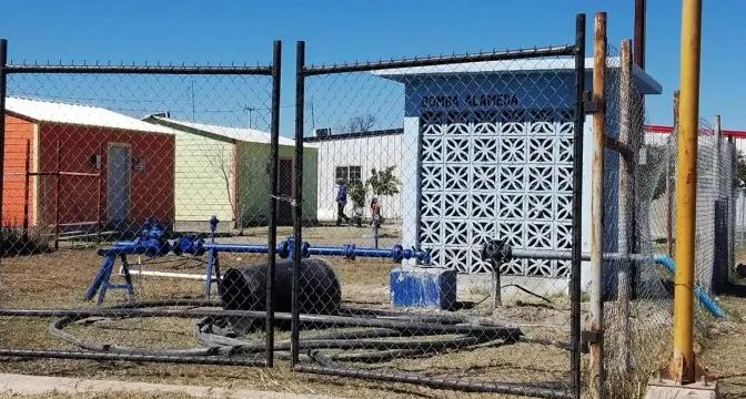 Coahuila: Aislados y sin agua (La voz de Coahuila)
