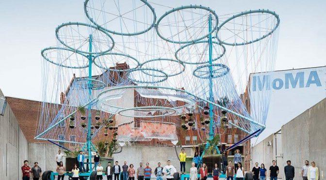 Nueva York: Cosmo, un purificador gigante de agua (Construcción y vivienda)