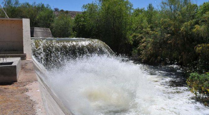 Sonora: concluye el trasvase de agua a presa local (El Imparcial)