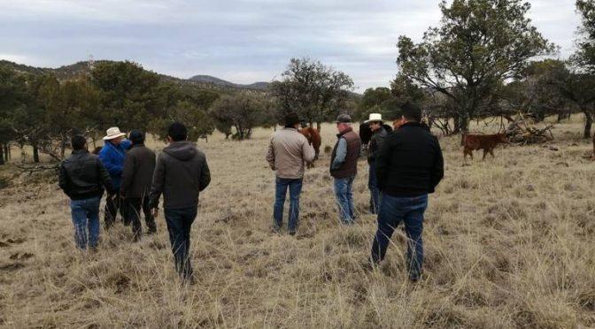 Chihuahua: Promueven mejor uso de agua y suelo (El Heraldo de Chihuahua)