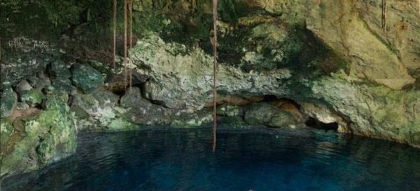 Yucatán: Hallan minas de ocre en cuevas submarinas de México (Excélsior)