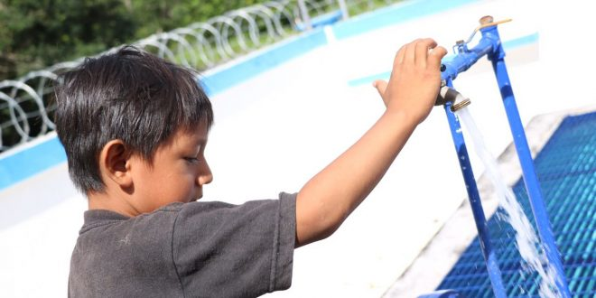 Campeche: continúa escasez de agua potable en Xpujil (Tribuna)