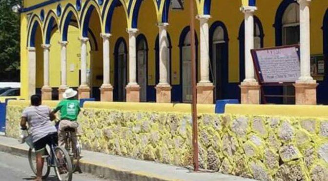 Yucatán: Seyé, sin agua pese al Covid-19 (El Diario de Yucatán)