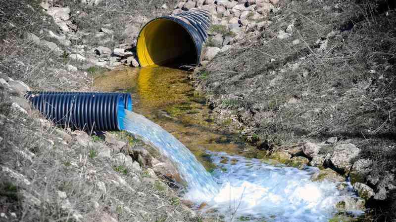 Tamaulipas: Alertan por posible contagio de covid-19 en aguas negras (Milenio)