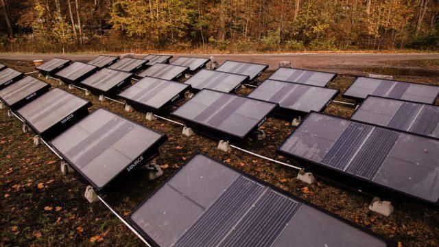 Hidropáneles solares que extraen agua del aire, ¿el futuro del agua potable? (Forbes)