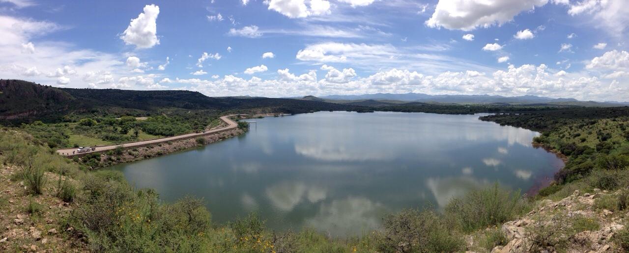 Tlaxcala: Se escapa agua de la presa Apizaquito; está azolvada (El Sol de Tlaxcala)