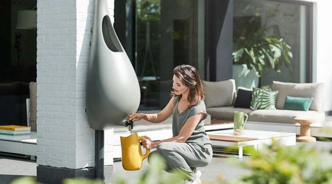 Alemania: Raindrop, una galardonada iniciativa para cosechar agua de lluvia en casa (Construcción y vivienda)