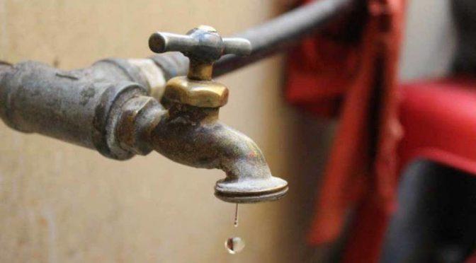 Zacatecas: solucionan desabasto de agua potable (NTR Zacatecas)